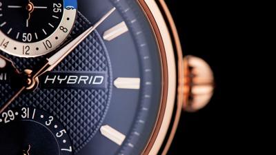 Frédérique Constant, de nouveaux cadrans pour la gamme Hybrid Manufacture