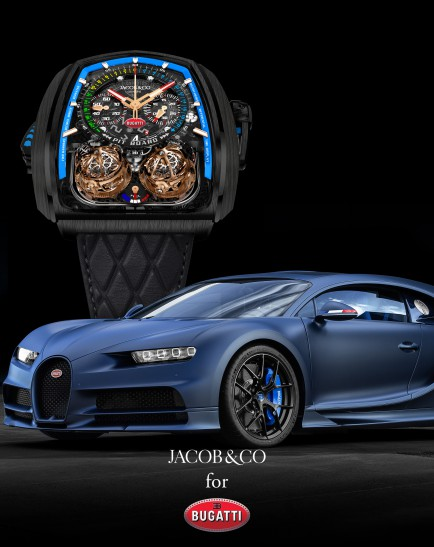 Twin Turbo Furious Bugatti Ad