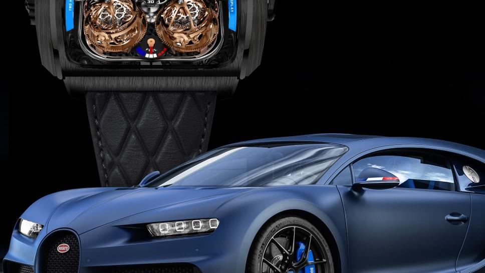 Twin Turbo Furious Bugatti Ad