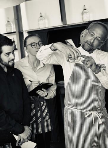 04 - W Verbier - Haute Cuisine - @GIlles Marquis