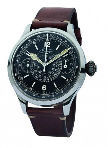 Historic Minerva timepiece