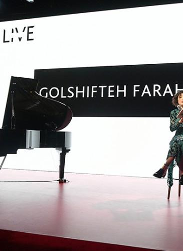 Chassol & Golshifteh Farahani (2)