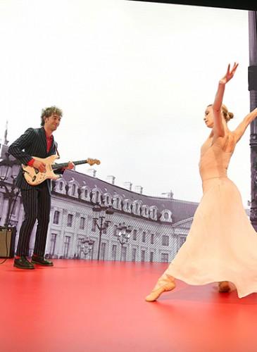Eleonora Abbagnato & Albert Hammond Jr, Colin Killalea