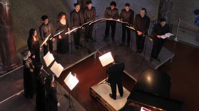 Concert de Pâques au musée Ariana