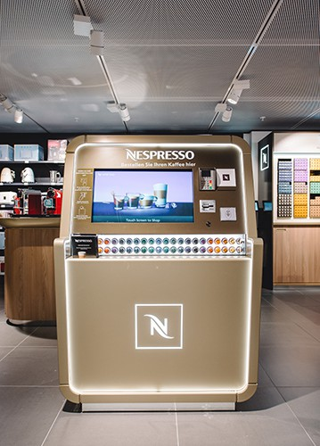 Nespresso N-Point Manor Bern 1