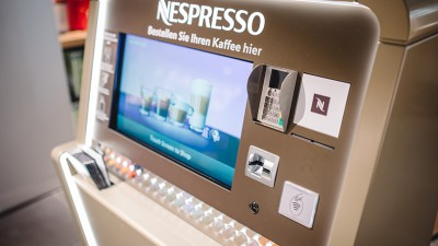 Nespresso, where else ?