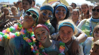The Color Run, un costume, des couleurs et c'est parti !