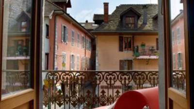 «Un lieu unique» au cœur de la vieille ville à Annecy