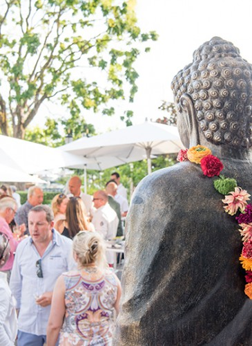 Buddha Bar Beach party