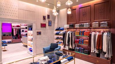 Jacob Cohën,  une première boutique en Suisse!