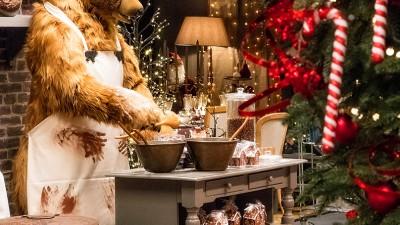 Noël se fait gourmand chez Schilliger